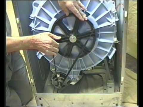 How to change bearings on a washing machine 1 of 4 how for Washing machine motor bearings
