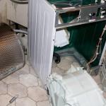 washing machine striped