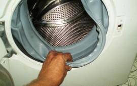 Borrachas & Juntas de Máquinas de Lavar Roupa
