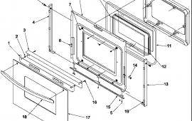 Cooker & Oven Door Parts