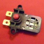 Tumble dryers have a red reset button internal