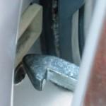washing maching door pecker