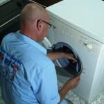 washing machine door switch assembly