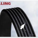 washing machine drive belt Pilling