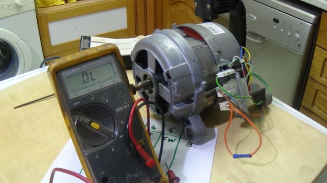 whirlpool tachometer wiring diagram how to test a washing machine motor  how to test a washing machine motor