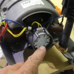 Washing machine motor tacho or speed controller