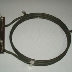 Electrolux 2500 watt circular fan oven element TY14124 to fit ZANUSSI, AEG,TRICTY BENDIX, JOHN LEWIS, alternative Part Numbers:6499741,3110231002,3113638005,3116448006