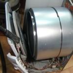 How to replace tumble dryer belt Hotpoint, Indesit, Ariston, Creda, Proline11