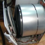 How to replace tumble dryer belt Hotpoint, Indesit, Ariston, Creda, Proline12