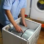 How to replace tumble dryer belt Hotpoint, Indesit, Ariston, Creda, Proline17
