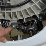 washing machine motor brackets