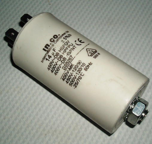 Tumble dryer is not turning? Diagnose the fault, replace capacitor
