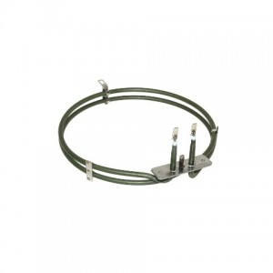 Fan oven element Suitable for select Beko, Blomberg, Flavel, Howden, Lamona and Leisure models.