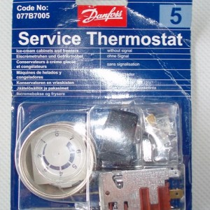 Danfoss no 5 thermostat kit