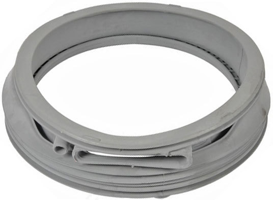 change washing machine door seal