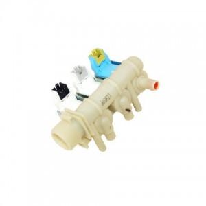 Washing machine triple water valve, c00144007 for Ariston, Hotpoint, and Indesit.