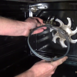 how to replace a Beko cooker element