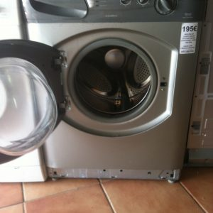 hotpoint D420 lavar e secar 2