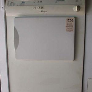 Máquina de secar roupa Whirlpool AWZ125 Faro, Loulé, Olhão, São Brás de Alportel, Almancil, Quarteira, Vilamoura, Albufeira, Quinta do Lago, Vale do Lobo
